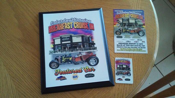 An Award Winner Th Show Outwe Where Also A Feature Car In - Car show glendale az