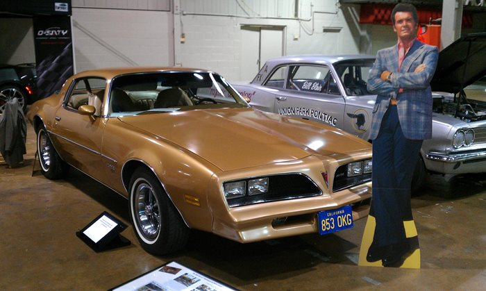 2017 Camaro 50th Anniversary >> Rockford Files Firebird to be Displayed at Charlotte ...