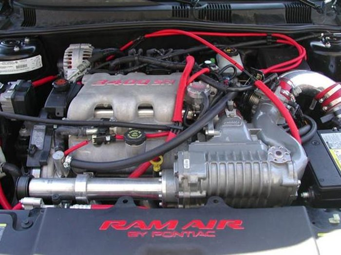 3.8 supercharged grand am