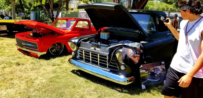 Goodguys All American Get Together 2018 Pleasanton Ca