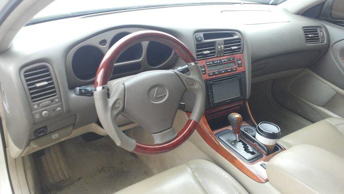 lexus gs300 steering wheel replacement