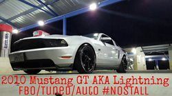 2010 Mustang Gt vs cammed z06 Corvette vs 350z