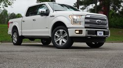 2015 Ford F 150 Platinum - Walk around before all the upgrades